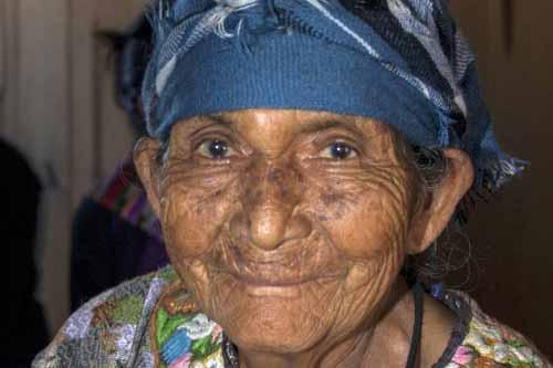 Alianza Canada-Comitancillo - Grandmother's Group